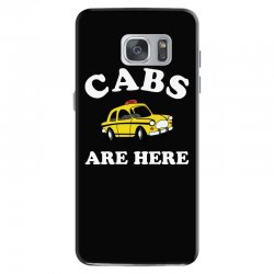 cabs are here Samsung Galaxy S7 Case | Artistshot