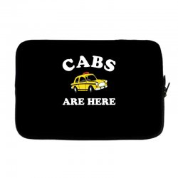 cabs are here Laptop sleeve | Artistshot