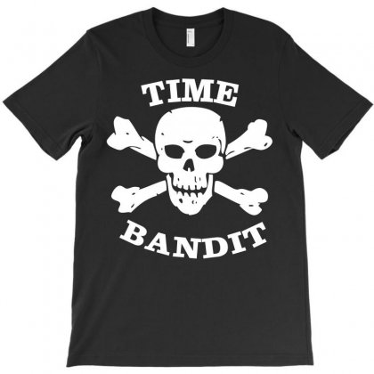 Time Bandit T-shirt Designed By Shoptee