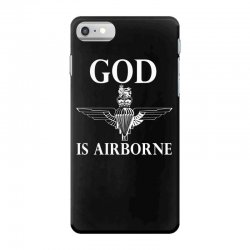 royal marines god is airborne iPhone 7 Case | Artistshot