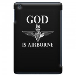 royal marines god is airborne iPad Mini Case | Artistshot