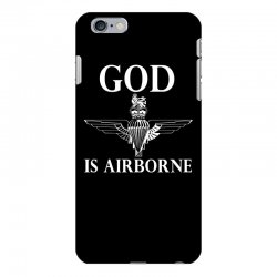 royal marines god is airborne iPhone 6 Plus/6s Plus Case | Artistshot