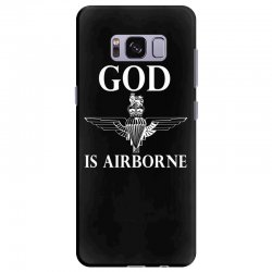 royal marines god is airborne Samsung Galaxy S8 Plus Case | Artistshot