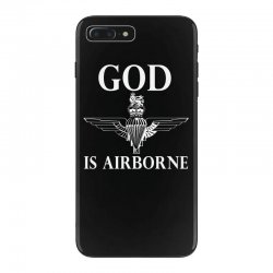 royal marines god is airborne iPhone 7 Plus Case | Artistshot