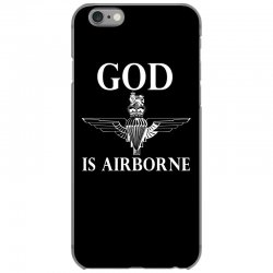 royal marines god is airborne iPhone 6/6s Case | Artistshot