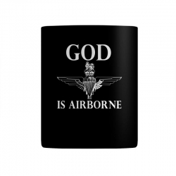royal marines god is airborne Mug | Artistshot