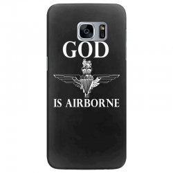 royal marines god is airborne Samsung Galaxy S7 Edge Case | Artistshot