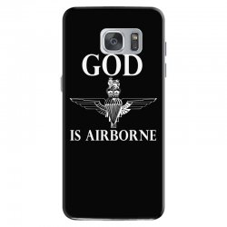 royal marines god is airborne Samsung Galaxy S7 Case | Artistshot
