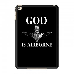 royal marines god is airborne iPad Mini 4 Case | Artistshot