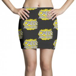 cabs are here Mini Skirts | Artistshot