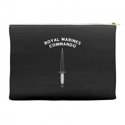 royal marines commando Accessory Pouches | Artistshot