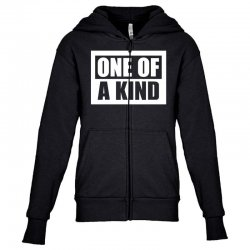 one of a kind g dragon Youth Zipper Hoodie | Artistshot