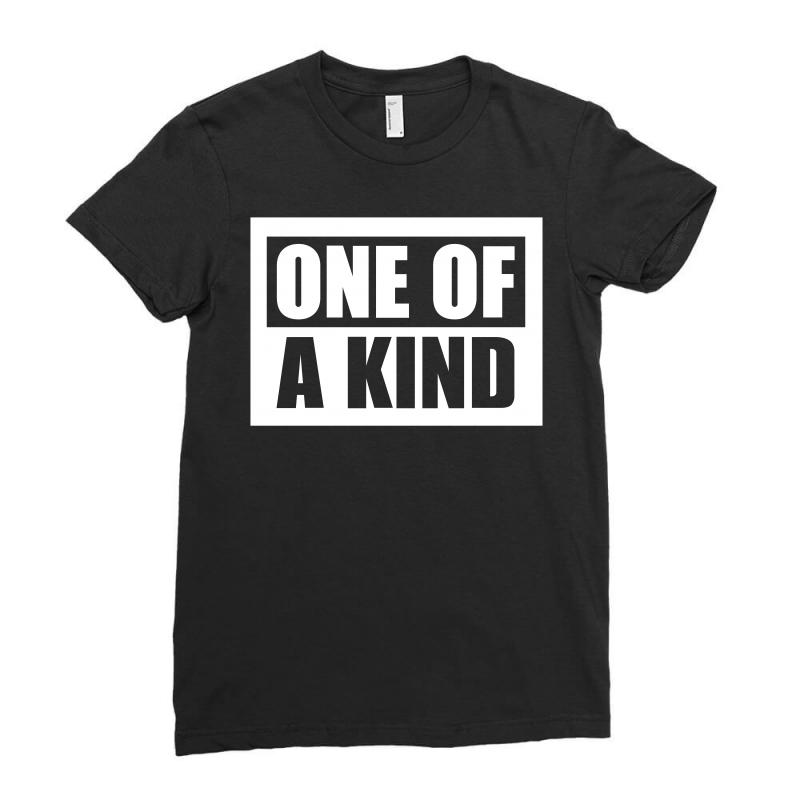 One Of A Kind G Dragon Ladies Fitted T-shirt | Artistshot