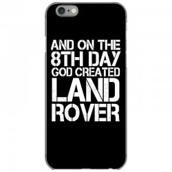god created land rover iPhone 6/6s Case | Artistshot