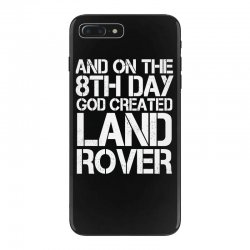 god created land rover iPhone 7 Plus Case | Artistshot