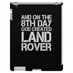 god created land rover iPad 3 and 4 Case | Artistshot