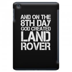 god created land rover iPad Mini Case | Artistshot