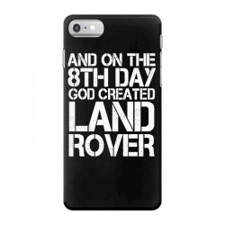 god created land rover iPhone 7 Case | Artistshot