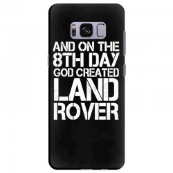 god created land rover Samsung Galaxy S8 Plus Case | Artistshot