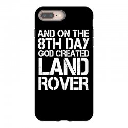 god created land rover iPhone 8 Plus Case | Artistshot