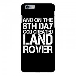 god created land rover iPhone 6 Plus/6s Plus Case | Artistshot