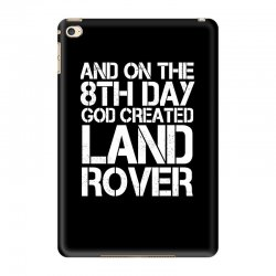 god created land rover iPad Mini 4 Case | Artistshot