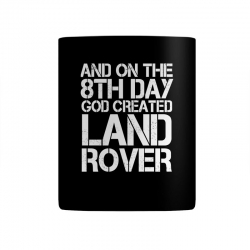 god created land rover Mug | Artistshot