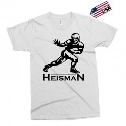 heisman Exclusive T-shirt | Artistshot