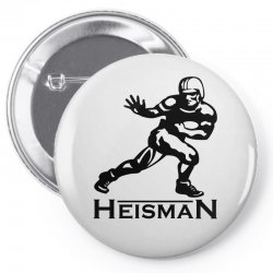 heisman Pin-back button | Artistshot