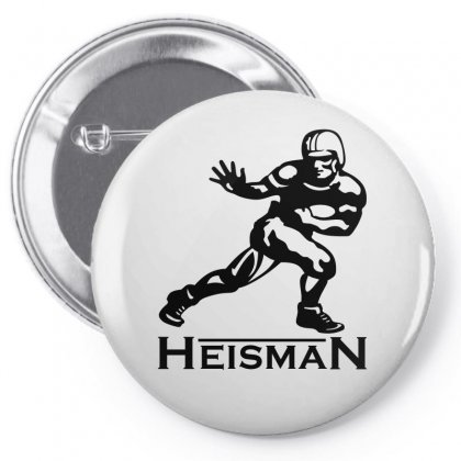 Heisman Pin-back Button Designed By Allentees