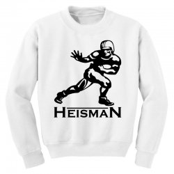 heisman Youth Sweatshirt | Artistshot