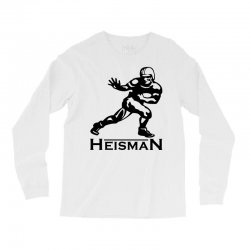 heisman Long Sleeve Shirts | Artistshot