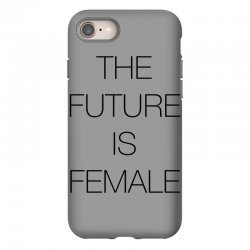 the future is female for light iPhone 8 Case | Artistshot
