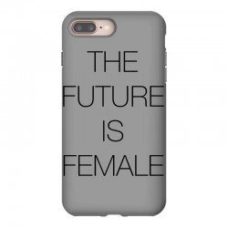 the future is female for light iPhone 8 Plus Case | Artistshot