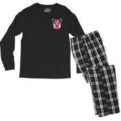 share the love series Men's Long Sleeve Pajama Set | Artistshot