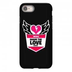 share the love series iPhone 8 Case | Artistshot