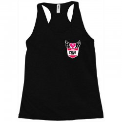 share the love series Racerback Tank | Artistshot