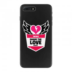 share the love series iPhone 7 Plus Case | Artistshot