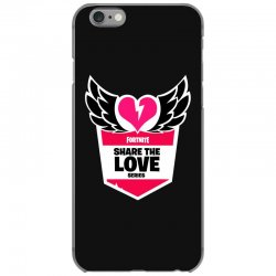 share the love series iPhone 6/6s Case | Artistshot
