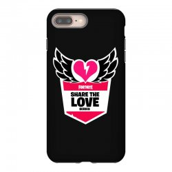 share the love series iPhone 8 Plus Case | Artistshot