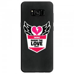share the love series Samsung Galaxy S8 Case | Artistshot