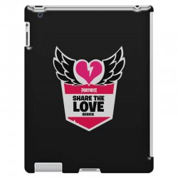share the love series iPad 3 and 4 Case | Artistshot
