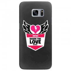 share the love series Samsung Galaxy S7 Edge Case | Artistshot