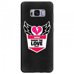 share the love series Samsung Galaxy S8 Plus Case | Artistshot