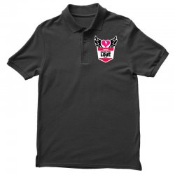 share the love series Polo Shirt | Artistshot
