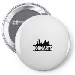 hogwarts parody Pin-back button | Artistshot