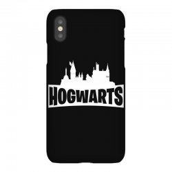 hogwarts parody for dark iPhoneX Case | Artistshot