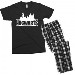 hogwarts parody for dark Men's T-shirt Pajama Set | Artistshot