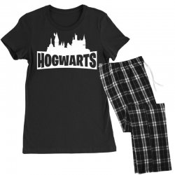 hogwarts parody for dark Women's Pajamas Set | Artistshot