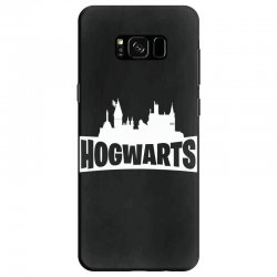 hogwarts parody for dark Samsung Galaxy S8 Case | Artistshot